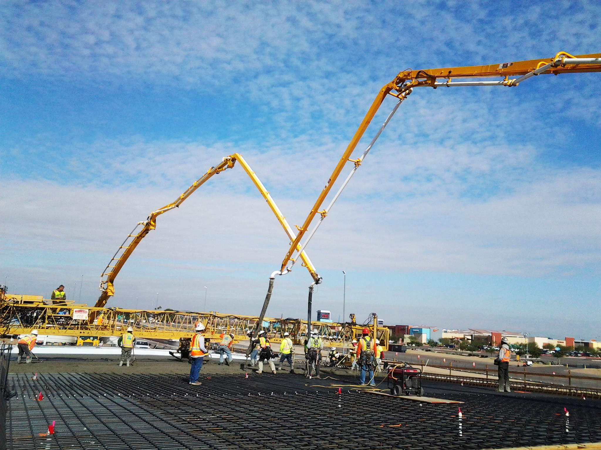 About Mardian Concrete Pumping Company in Phoenix Arizona
