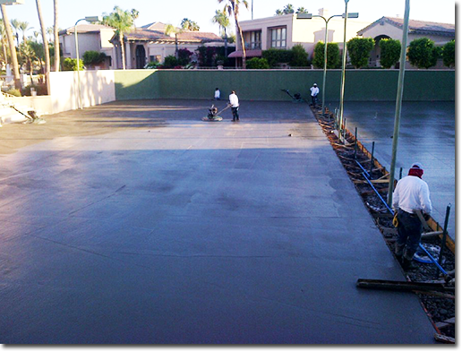 Laser Screed Concrete Services Mardian Concrete Pumping